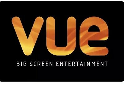 Vue Cinema Tickets - £3.25 Per Adult/Child/Senior Ticket - Any Tues/Weds - Fast!