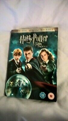 Harry Potter And The Order Of The Phoenix (DVD, 2007, 2-Disc Set)