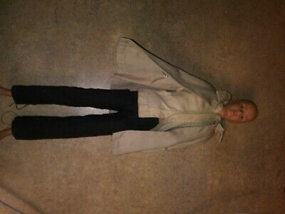 Barbie Ken doll?? Possible vintage Ken blond flocked hair with outfit no Reserve