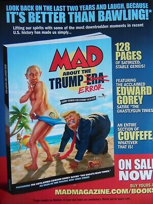 Mad Magazine No. 8 August 2019 (The Uvula Gang of Idiots)