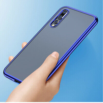 For Huawei P30 Case P20 Lite Mate 20 Y7 Pro 2019 Ultra Slim Clear Soft TPU Cover