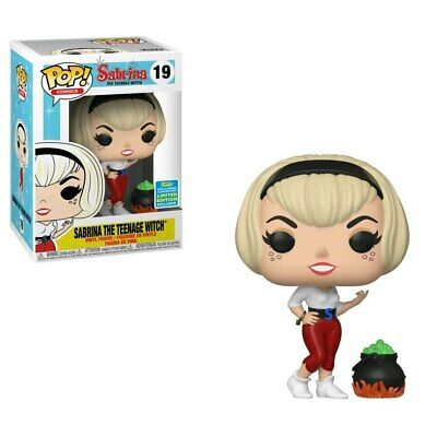 Sabrina the Teenage Witch - Sabrina with Cauldron Comic SDCC 2019 US Exclusiv...