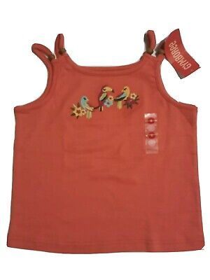 Girls GYMBOREE JUNGLE GEM Daddy/'s Monkey Top 12-18 NWT