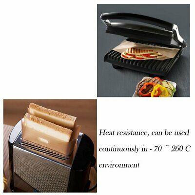 Durable Non-Stick Mesh Grilling Bag Outdoor Picnic Tool Reusable BBQ Bake  HS