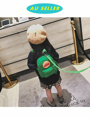 Baby Toddler Safety Harness Strap Walking Anti-Lost Rope Pulling Reins Backpack