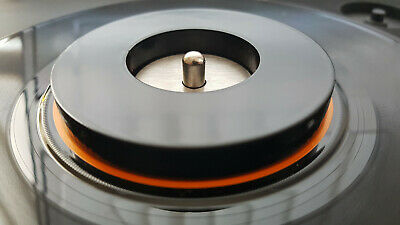 300 gram Carbon Steel ring Record turntable stabilizer Weight & 45 rpm adaptor