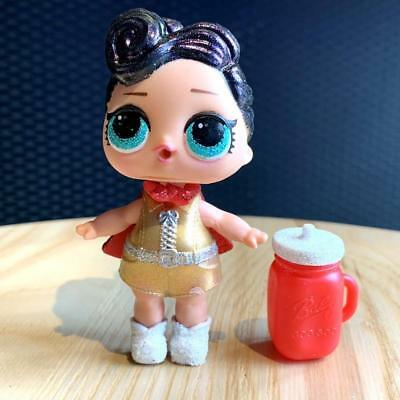 LOL Surprise Doll Glam Glitter The Queen Series 2 Big Sister Babe Rare Toy Gift