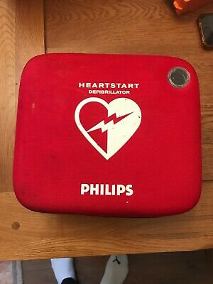 Paramedic Ambulance Philips Heartstart Onsite HS1 AED M5066A