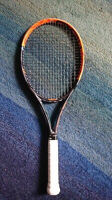 Head Radical MP Tennis Racket L3 grip + new overgrip and restring!