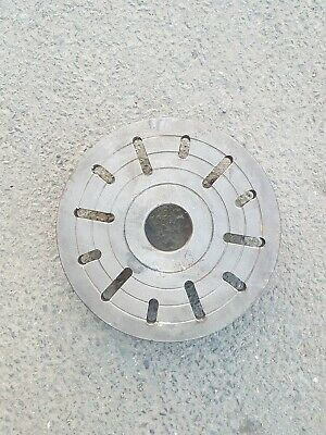 11 inch lathe face plate