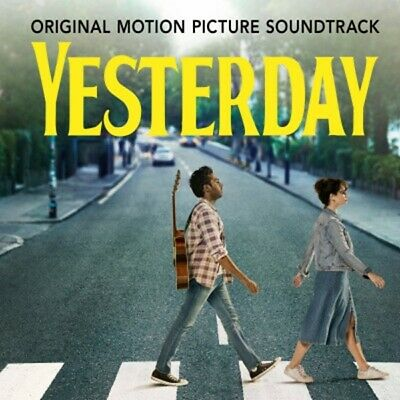 Yesterday Original Motion Picture Soundtrack CD Patel Himesh