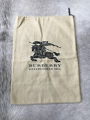 Burberry Dust Bag Size 40x29cm ( For Shoes)