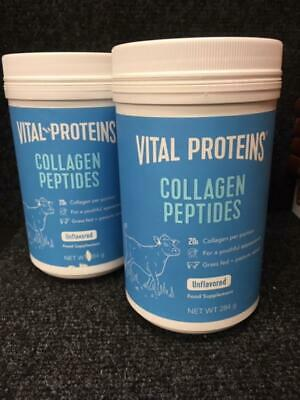 Vital Proteins Bovine Collagen Peptides Powder Single Ingredient, TWIN PACK