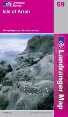 Isle of Arran (Landranger Maps) (OS Landranger Map), Ordnance Survey, Used; Good