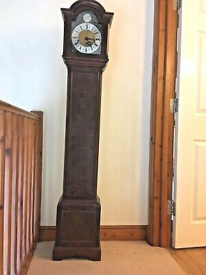 Grand-daughter longcase clock