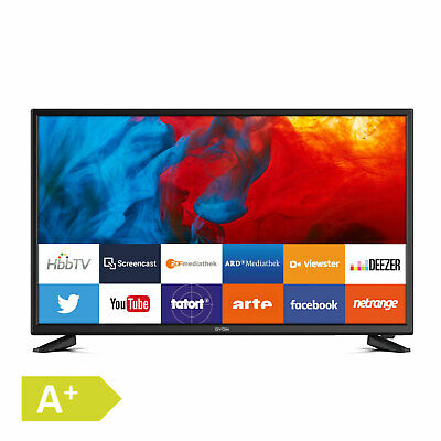 Dyon Smart 40 Pro 100cm 40 Zoll Full HD LED Fernseher Smart TV DVB-T2 WLAN