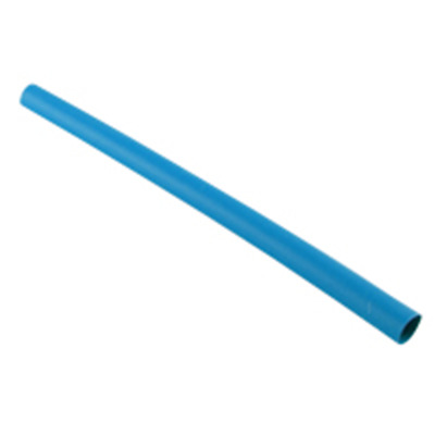 NTE Electronics 47-108100-BL Heat Shrink 1/2 In Dia Thin Wall Blue 100 Ft Spool