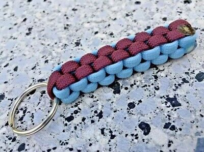 West Ham United Football Club WHUFC Keyring Lanyard Stocking Filler Claret Blue