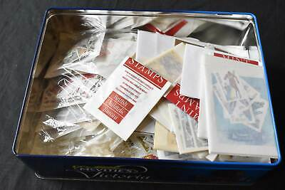 Europe Packets in Biscuit Tin, 99p Start