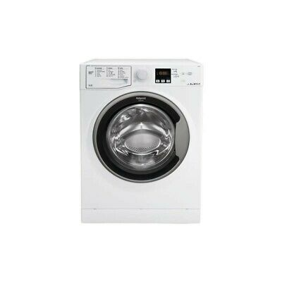 Hotpoint Ariston Strsf824Si Lavatrice Cf 8Kg 1200G A+++ Display