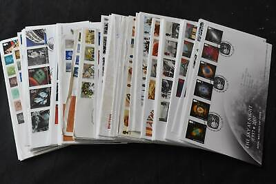 Great Britain FDCS to 2000s, 99p Start