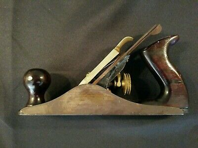 Vintage Stanley Bailey No 3 Hand Plane Type 10 Outstanding Condition! Unrestored