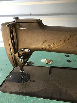 (Two) Consew 220 sewing machines