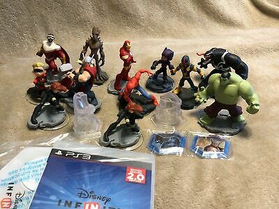 Disney Infinity 2.0 Character and Game Variations