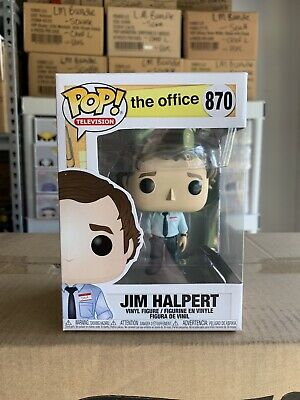 Pop! Television: The Office - Jim Halpert (In Stock And Ready To Ship!!)