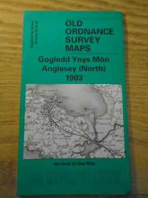 Anglesey 1903 - North - Old Ordnance Survey maps