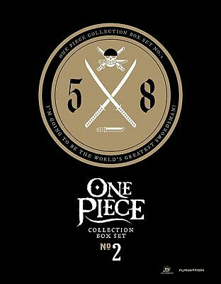 One Piece Collection Box set No.2(DVD) New & free shipping