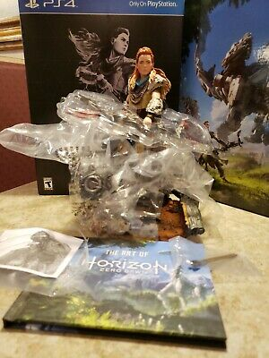 Horizon: Zero Dawn Collector's Edition PS4 Aloy Statue
