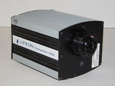 Inficon Transpector CIS2 Gas Analyzer TSPTF100 Detector Module Industrial Unit