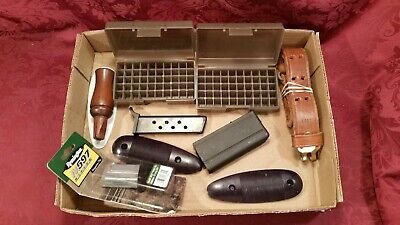 Vintage Estate Find Gun Stuff Junk Drawer Lot #3