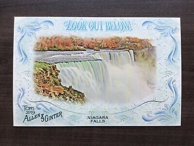 2019 Topps Allen & Ginter Look Out Below Boxloader ~ Pick your Card