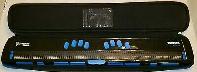 Freedom Scientific FOCUS 80 Blue Braille Display 4th Generation