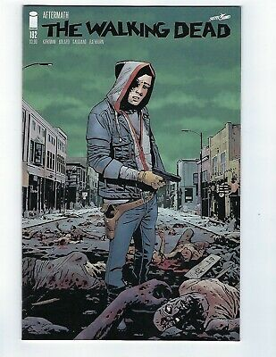 Walking Dead # 192 1st Print NM AMC