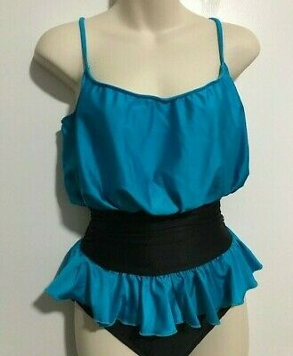Cole of California Vintage Bathers Made in USA Size 8
