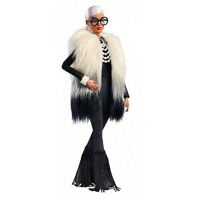Barbie Styled by Iris Apfel Doll #1 LIMITED EDITION Collector