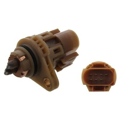 Automatic Gearbox Switch fits SEAT TOLEDO 1M, 1M2 98 to 06 Auto 095919823F Febi