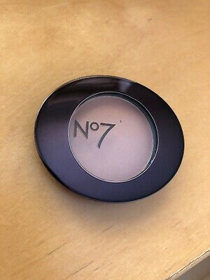 Boots No 7 Powder Blusher 3g - Honey New Free P&P