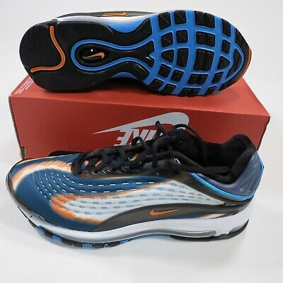 NIKE AIR MAX DELUXE SIZE 9 PROMO SUPER RARE! cool grey,total