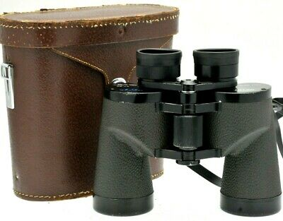 Swift Skipper Mk II Binoculars 7x50 Extra Wide Field - Great condition - In Case