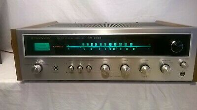 KENWOOD KR 2300 SINTOAMPLIFICATORE  VINTAGE  Made in Japan