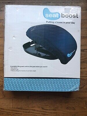 New!  Seat Boost Stand Assist Aid For Elderly Lifting Cushion Portable