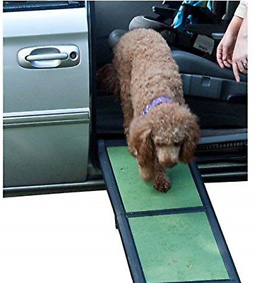PetGear Bi Fold Dog Ramp Travel Assist Mobility - NQP