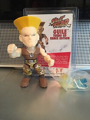 The Loyal Subjects Club 28 Guile Street Fighter Turbo HD Remix Hot Topic Edition