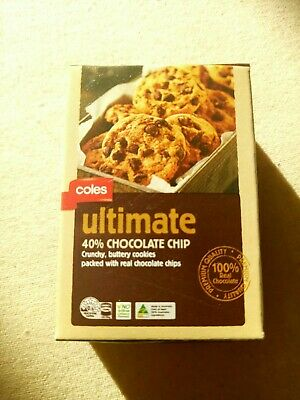 Coles Little Shop 2 - Ultimate Choc Chip Cookies