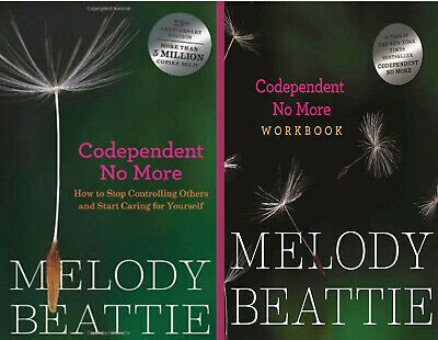 Codependent No More by Melody Beattie (1992 / 2011) - 2 ebøøks -INSTANT DELIVERY