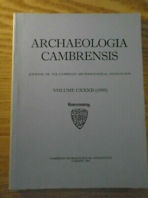 Archaeologia Cambrensis - Coinage & Settlement in Roman Wales & Marches - 1983